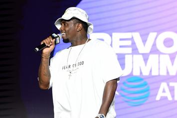 Diddy Hosting IG Live Dance-A-Thon With Drake, Megan Thee Stallion, & More