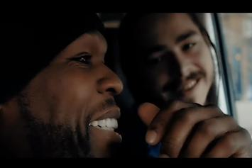 "50 Cent Finally Shares Visual For 2015 ""Tryna F*ck Me Over"" Ft. Post Malone"