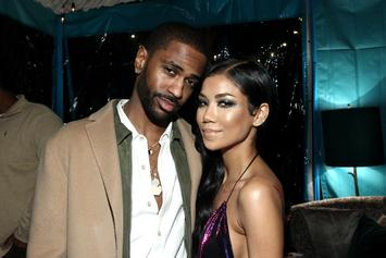 """Big Sean Tells Jhené Aiko His Marriage Proposal Is """"In The Works"""""""