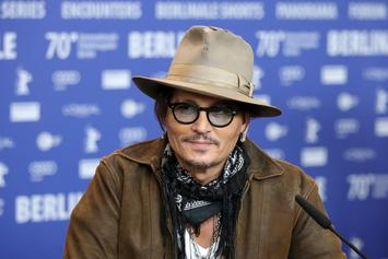 Johnny Depp Joins Social Media To Comfort Fans During Quarantine