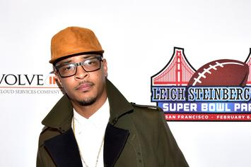 T.I. Shares Throwback Childhood Photo