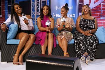 "Jada Pinkett Smith Reunites With ""Girls Trip"" Cast On ""Red Table Talk"""