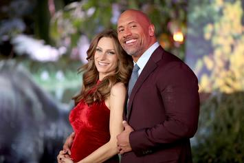 """The Rock"" On Quarantine: ""We Started Practicing Making Babies Again"""