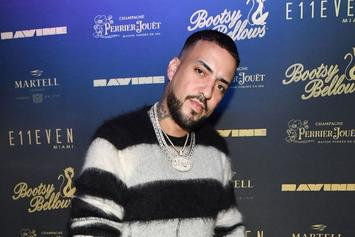 French Montana Is 5 Months Sober, Doesn't Have Beef With 50 Cent