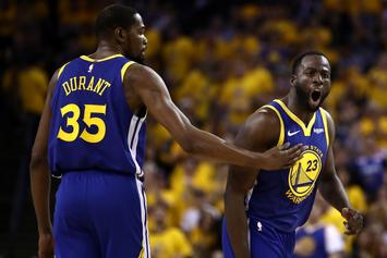 Draymond Green Hits Kevin Durant With Some Harsh Criticism