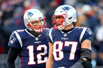 Rob Gronkowski Compares His Manhood To Tom Brady's
