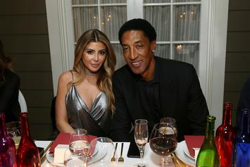 Larsa Pippen Denies Alleged Cheating With Future Broke Up Marriage To Scottie Pippen