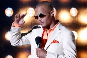 T.I. Decodes Hilarious Acronym About Atlanta Re-Opening