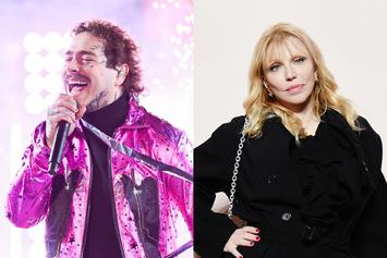 Post Malone Gets Courtney Love's Blessing For Nirvana Tribute Concert