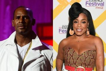 "R. Kelly & Niecy Nash Auditioned For ""The Five Heartbeats"" Film"