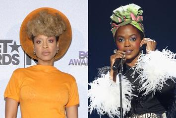 Erykah Badu Responds To Fan Who Says She'd Win Battle Against Lauryn Hill