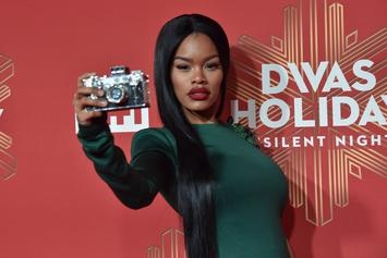 "Teyana Taylor Says Album Is Done: ""This Is Definitely More Of A Vibe"""