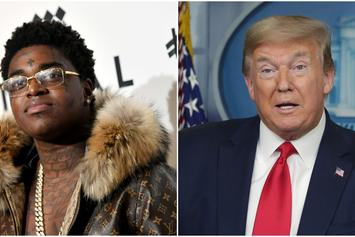 "Kodak Black Wants To Meet With Donald Trump; Says He's Got A ""Brilliant Idea"""