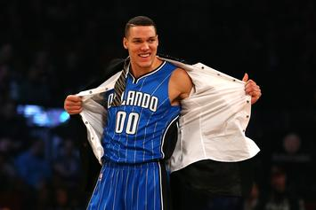 "Aaron Gordon Talks Dwyane Wade Lyrics: ""I'm Just Having Fun Expressing Myself"""