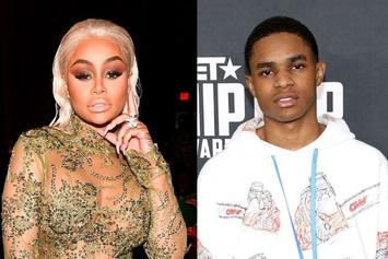 Blac Chyna & YBN Almighty Jay May Have Linked Up Once Again