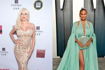 """Courtney Stodden Exposes Chrissy Teigen For """"Bullying"""" & """"Harassing"""" Her In Old Tweets"""