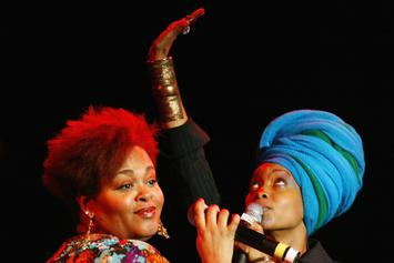Erykah Badu & Jill Scott IG Live Hits Battle Announced For Verzuz