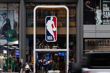 NBA Players Reportedly Sneaking Into Closed Gyms To Practice