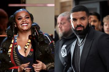 Jill Scott Celebrates Drake's New Project With Throwback Photo