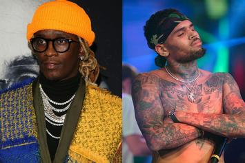 "Young Thug & Chris Brown's ""Slime & B"" Has Fans Thrilled"