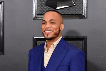 Anderson .Paak Is Unrecognizable In New Throwback Post
