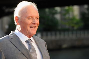 Sir Anthony Hopkins Hops On TikTok & Does Drake's #ToosieSlideChallenge
