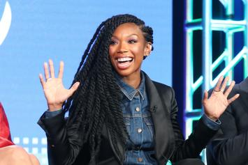 Brandy Speaks On The Death Of Former Prom Date, Kobe Bryant