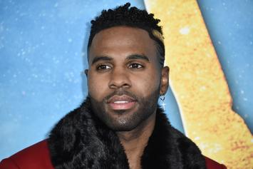 Jason Derulo Claps Back At Twitter Troll For Declaring Him Corny