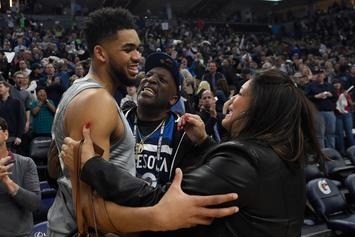 Karl-Anthony Towns Posts Mother's Day Tribute To His Late Mother