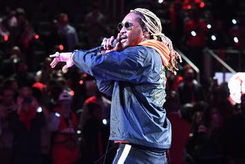 Future Confirmed To Be Eliza Reign's Baby Daddy According To DNA Test