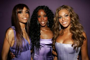 Kelly Rowland Recalls Moment Destiny's Child Was Booed At Summer Jam