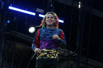 "6ix9ine's ""GOOBA"" Becomes Fastest Video To Reach 100 Million Views On Youtube"