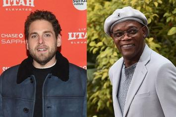 Jonah Hill Celebrates Having More Cuss Words On Film Than Samuel L. Jackson