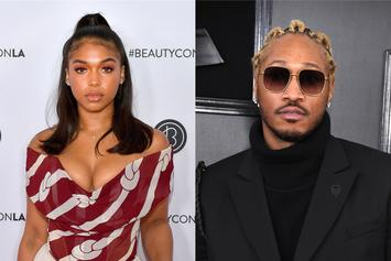 6ix9ine's Baby Mama Takes Dig At Lori Harvey Amid Future Beef