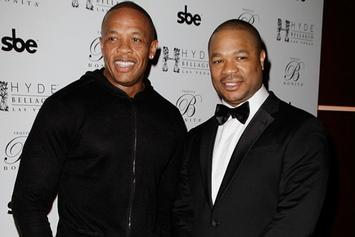 Xzibit Sends Dr. Dre An Epic Care Package