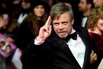 "Mark Hamill Says He ""Can't Imagine"" Reprising Role Of Luke Skywalker"