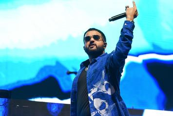 "Nav's ""Good Intentions"" Debuts #1 On Billboard 200"