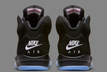"Air Jordan 5 ""Top 3"" Release Date Revealed"
