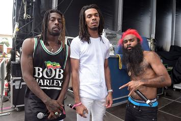 """Flatbush Zombies Announce """"Now More Than Ever"""""""