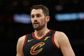 Kevin Love Offers Mental Health Advice Amidst Coronavirus Pandemic