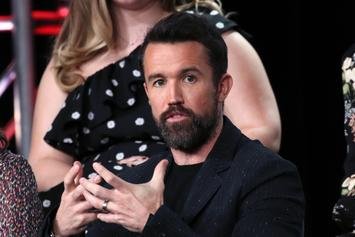 "Rob McElhenney Says ""Sunny"" Will Tackle COVID-19 Outbreak & Run Forever"