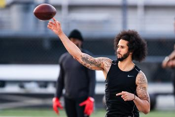Colin Kaepernick To Offer Legal Support For Minneapolis Protesters
