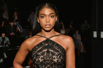 "Lori Harvey Says Atlanta Protests Went ""Too Far"" After Friend's Shop Is Looted"