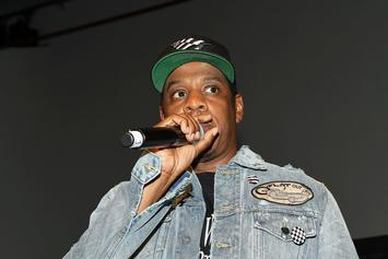 "Jay-Z Shares Protest Playlist ""Songs For Survival 2"""