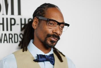 Snoop Dogg Has Never Voted, Didn't Think He Could Because Of Criminal Record