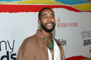 Omarion & His Son Look Identical