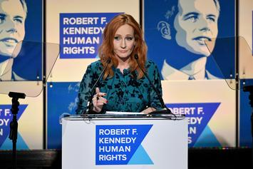 J.K. Rowling Comes Under Fire For Tweets Labeled As Transphobic