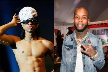 """Pretty Ricky's Spectacular Comes For Tory Lanez: """"Since You Got That New Hairline"""""""