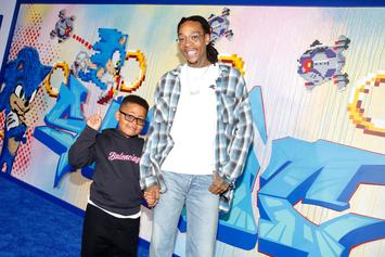 Wiz Khalifa & Amber Rose's Son Bash Is So Big Now