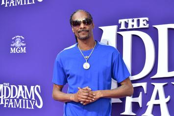 Snoop Dogg Shares Collection Of Hip-Hop Mugshots